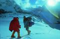 Kangchenjunga [diapozitív fotografie]