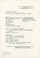 Distribučný list č. 1/87 [text]