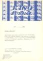 Kinožurnál. [Roč. 41], č. 11 (1985) [leták]