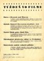 Týždeň vo filme. Roč. 9, č. 28-IX. (1953) [leták]