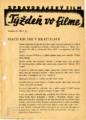 Týždeň vo filme. Roč. 11, č. 18 (1955) [leták]
