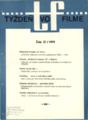 Týždeň vo filme. [Roč. 35], č. 31 (1979) [leták]